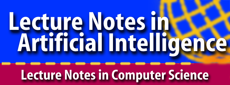 Lecture Notes in Artificial Intelligence